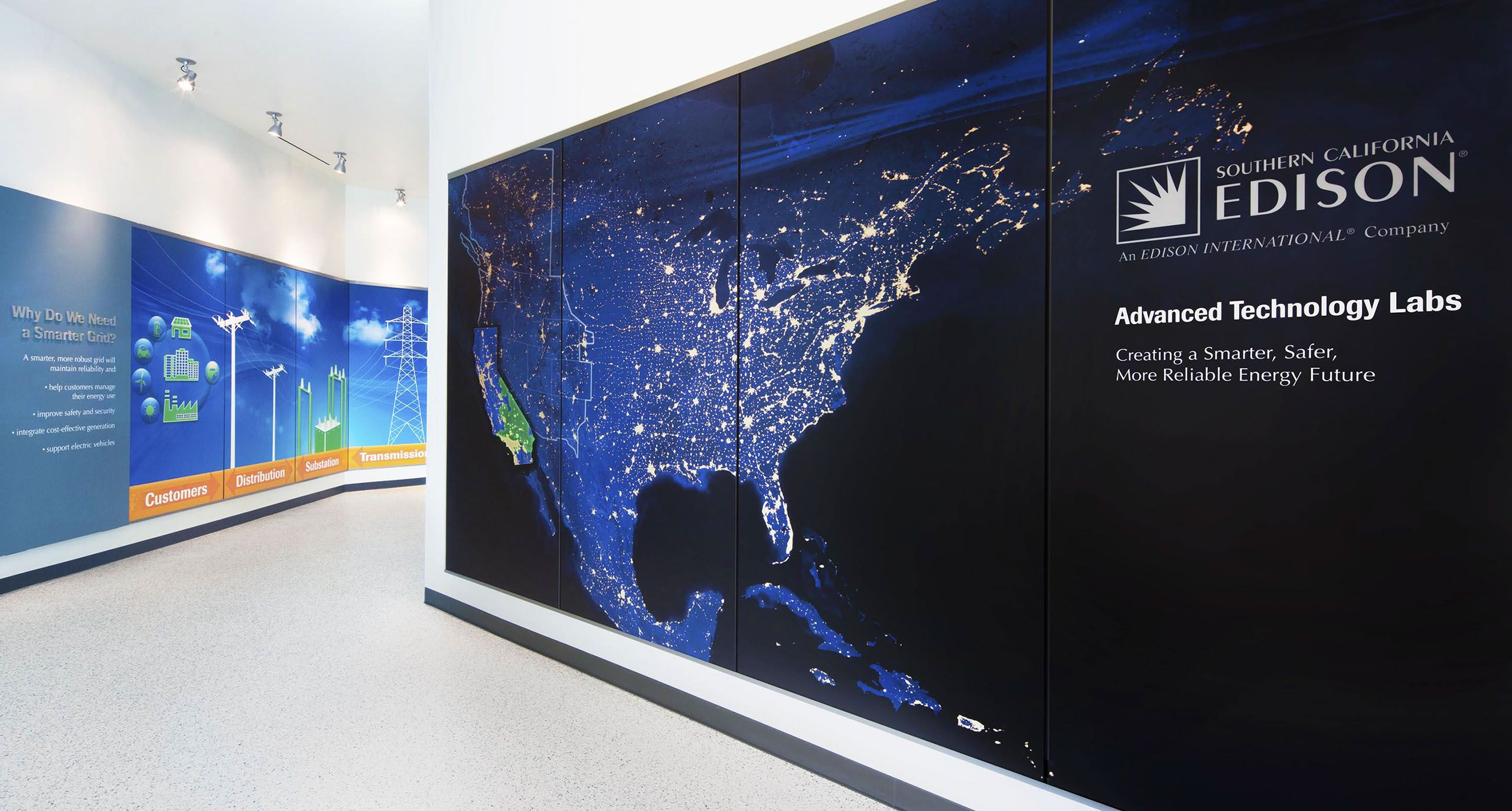 Technology & Briefing Centers