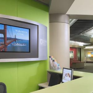 Corporate Interiors | Briefing Centers