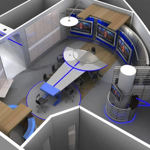 Technology Center Design