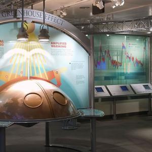 Koshland Science Museum - Wash DC
