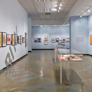 Peace Press Exhibit - CSULB